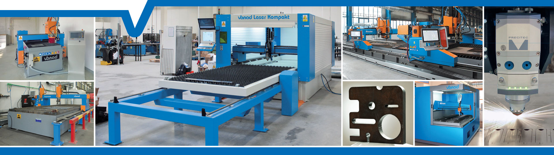 Serwis maszyn CNC