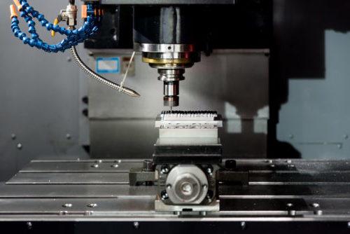 nowoczesne maszyny CNC