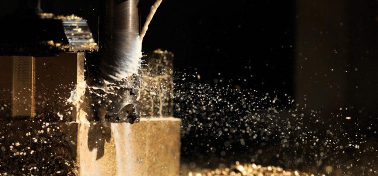 Obróbka skrawaniem metali zwykorzystaniem technologii CNC