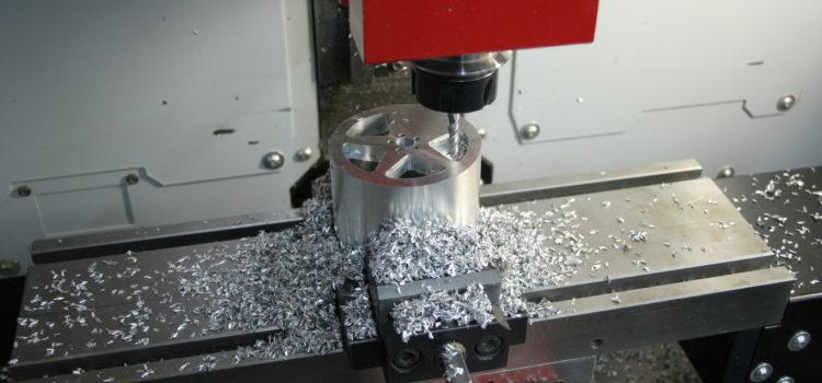 Specyfika obróbki CNC