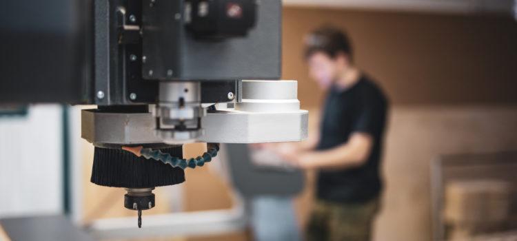 Jak dbać o maszyny CNC?