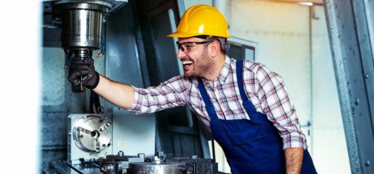 Cechy dobrego serwisu maszyn CNC