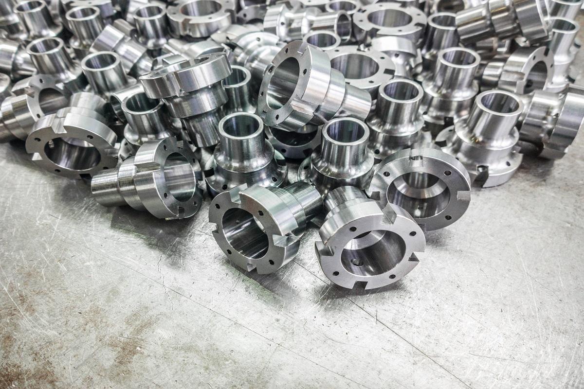 części do maszyn CNC